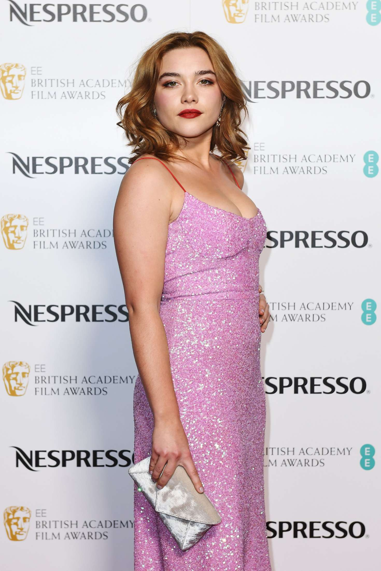 Florence Pugh - EE British Academy Film Awards 2020