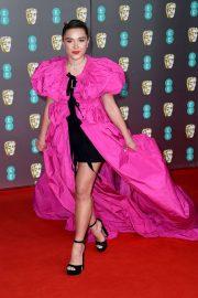 Florence Pugh - 2020 British Academy Film Awards in London