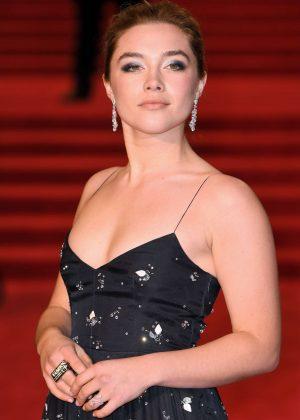 Florence Pugh - 2018 BAFTA Awards in London