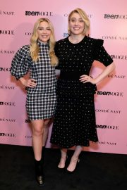 Florence Pugh and Greta Gerwig - The Teen Vogue Summit 2019 in Los Angeles