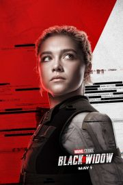 Florence Pugh - Black Widow Poster 2020