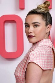 Florence Pugh - 'Little Women' Photocall in London