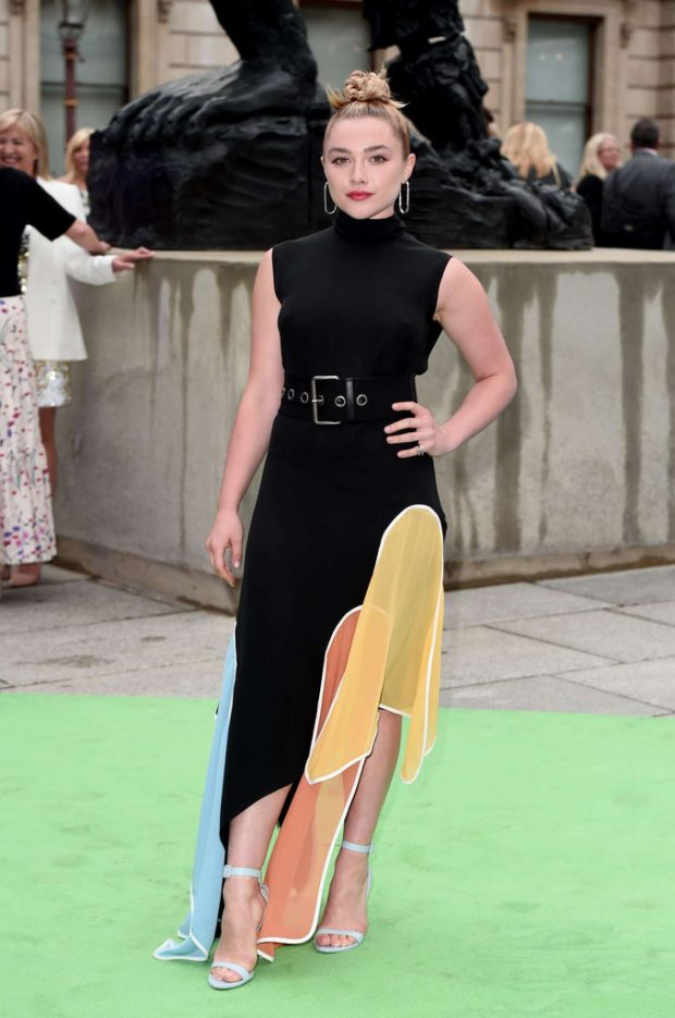 Florence Pugh - Royal Academy of Arts Summer Exhibition Party 2019 in London