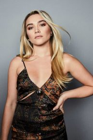Florence Pugh - The Wrap by Marissa Mooney (March 2020)