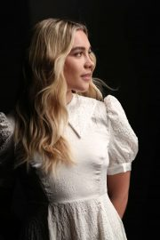 Florence Pugh - Variety Actors on Actors Season 11 2019