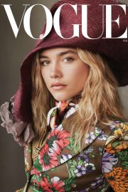 Florence Pugh - Vogue Magazine (February 2020)