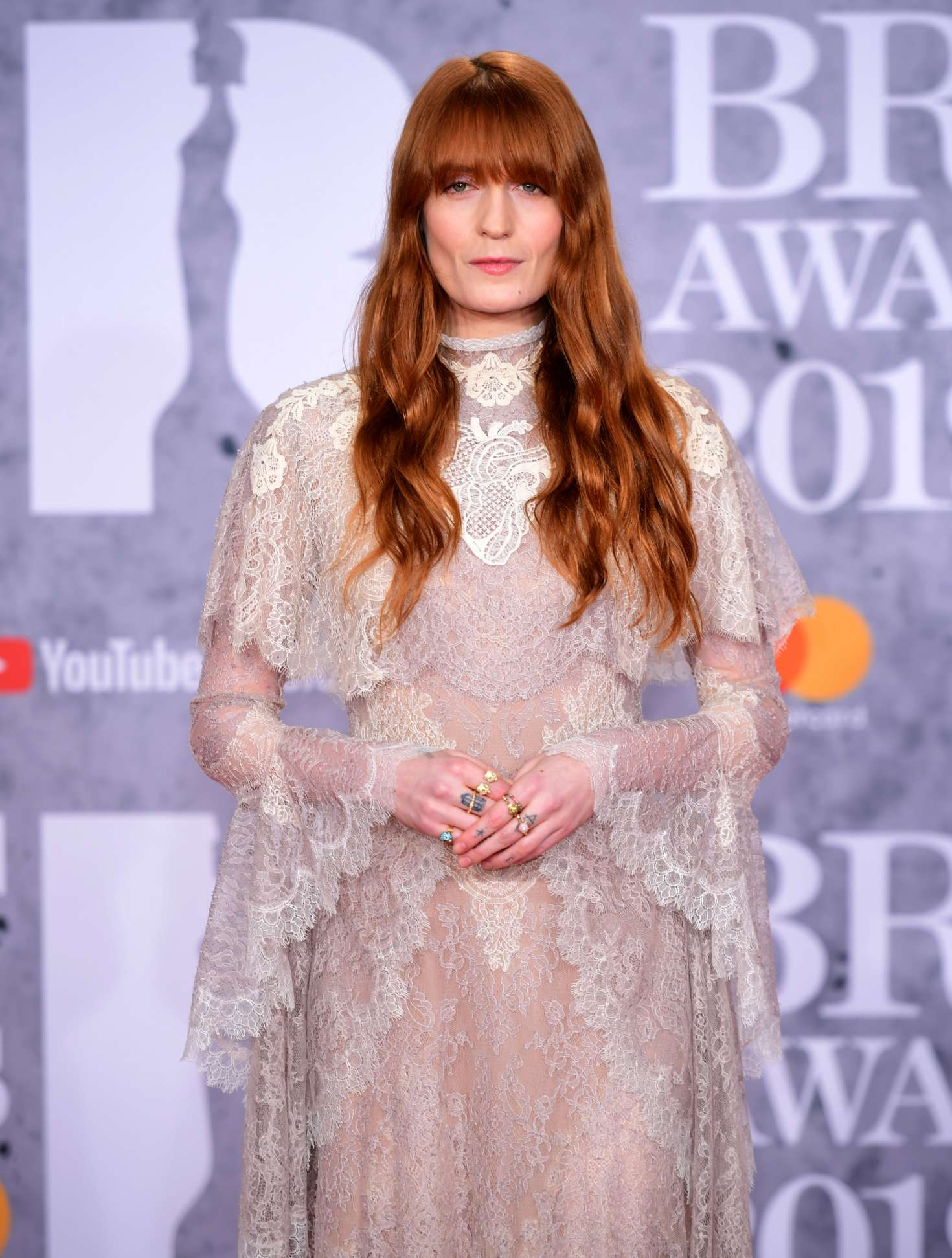 Florence Welch - 2019 BRIT Awards in London