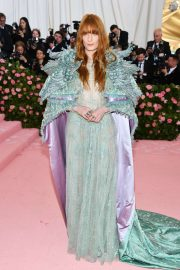 Florence Welch - 2019 Met Gala in NYC