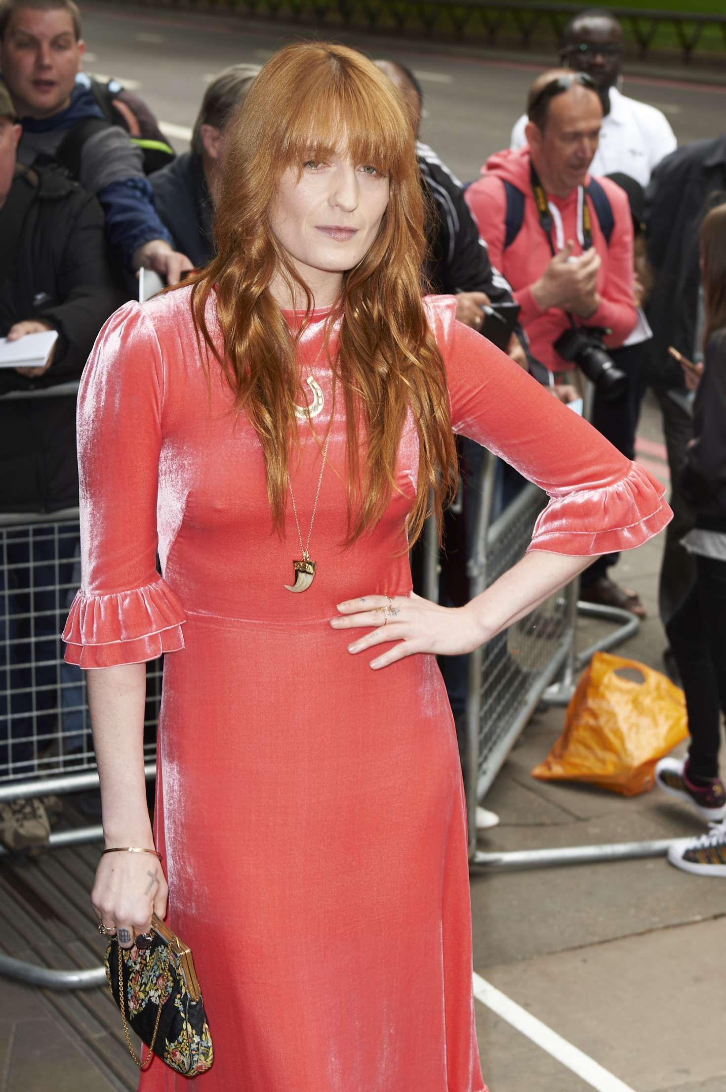 Florence Welch - Ivor Novello Awards 2017 in London