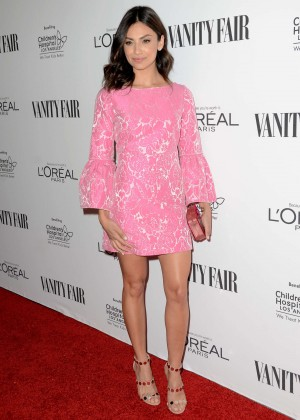 Floriana Lima - Vanity Fair L'Oreal Paris and Hailee Steinfeld host DJ Night in West Hollywood