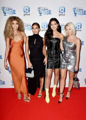 Four of Diamonds - Global Radio's Make Some Noise Charity 2018 in London