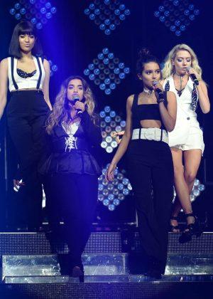 Four of Diamonds - X Factor Live Tour in Nottingham