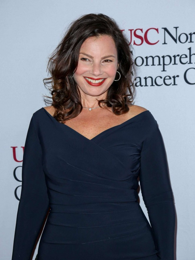Fran Drescher: Cancer Research and Treatment Fund Dinner Gala -04