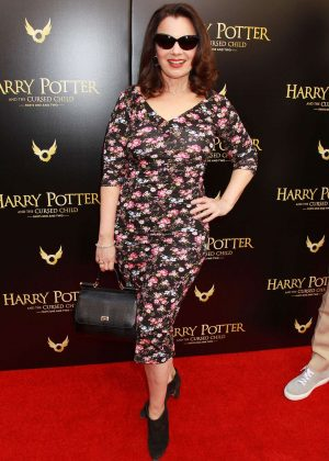 Fran Drescher - 'Harry Potter and the Cursed Child' Opening Day in NY