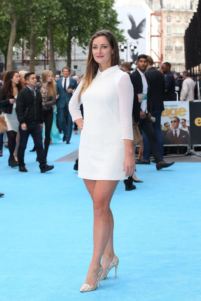Fran Newman-Young - 'Entourage' Premiere in London