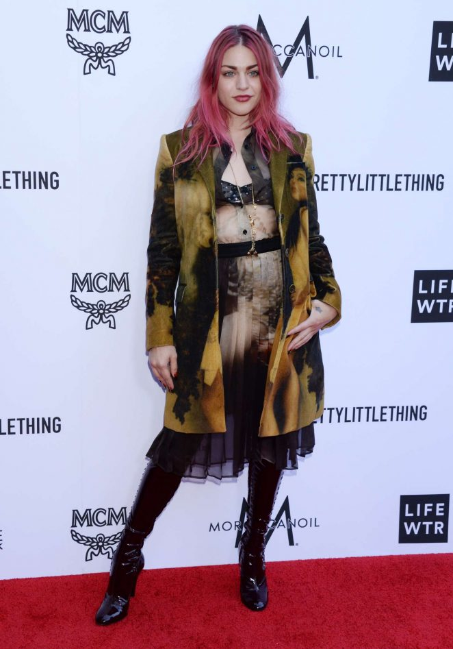 Frances Bean Cobain – 2018 Fashion Los Angeles Awards in LA