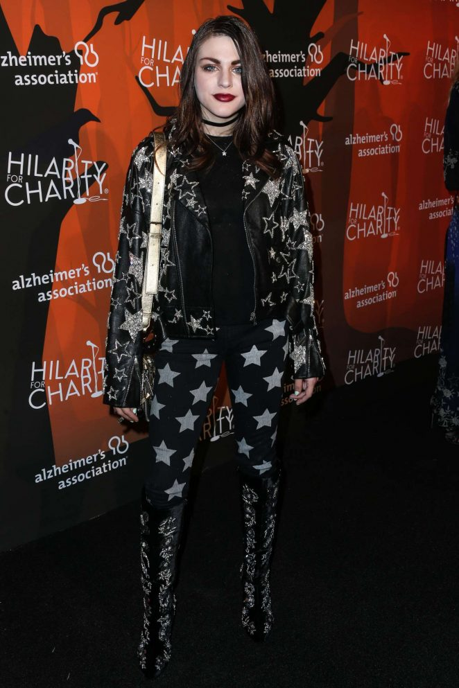 Frances Bean Cobain: 5th Annual Hilarity for Charity Variety Show -15