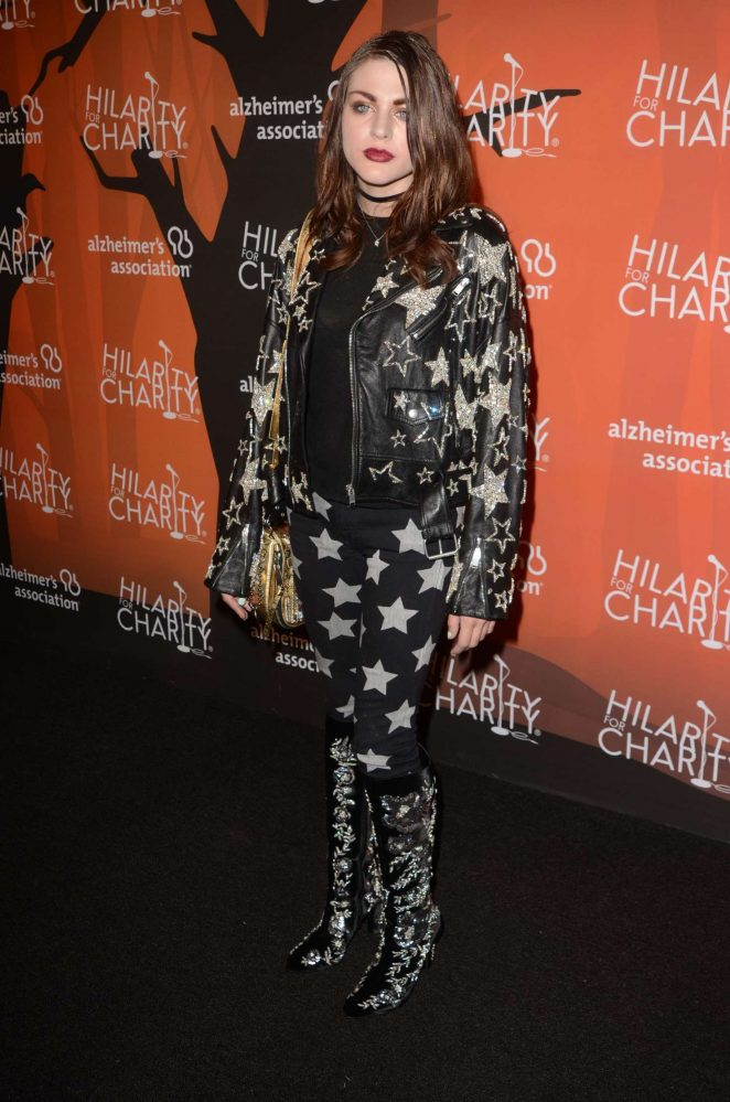 Frances Bean Cobain: 5th Annual Hilarity for Charity Variety Show -18