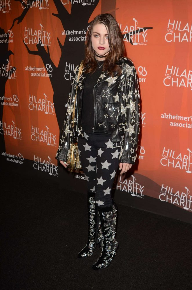 Frances Bean Cobain: 5th Annual Hilarity for Charity Variety Show -23