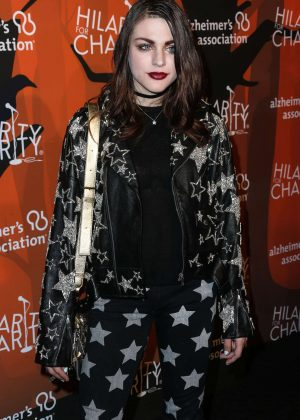 Frances Bean Cobain - 5th Annual Hilarity for Charity Variety Show in Hollywood