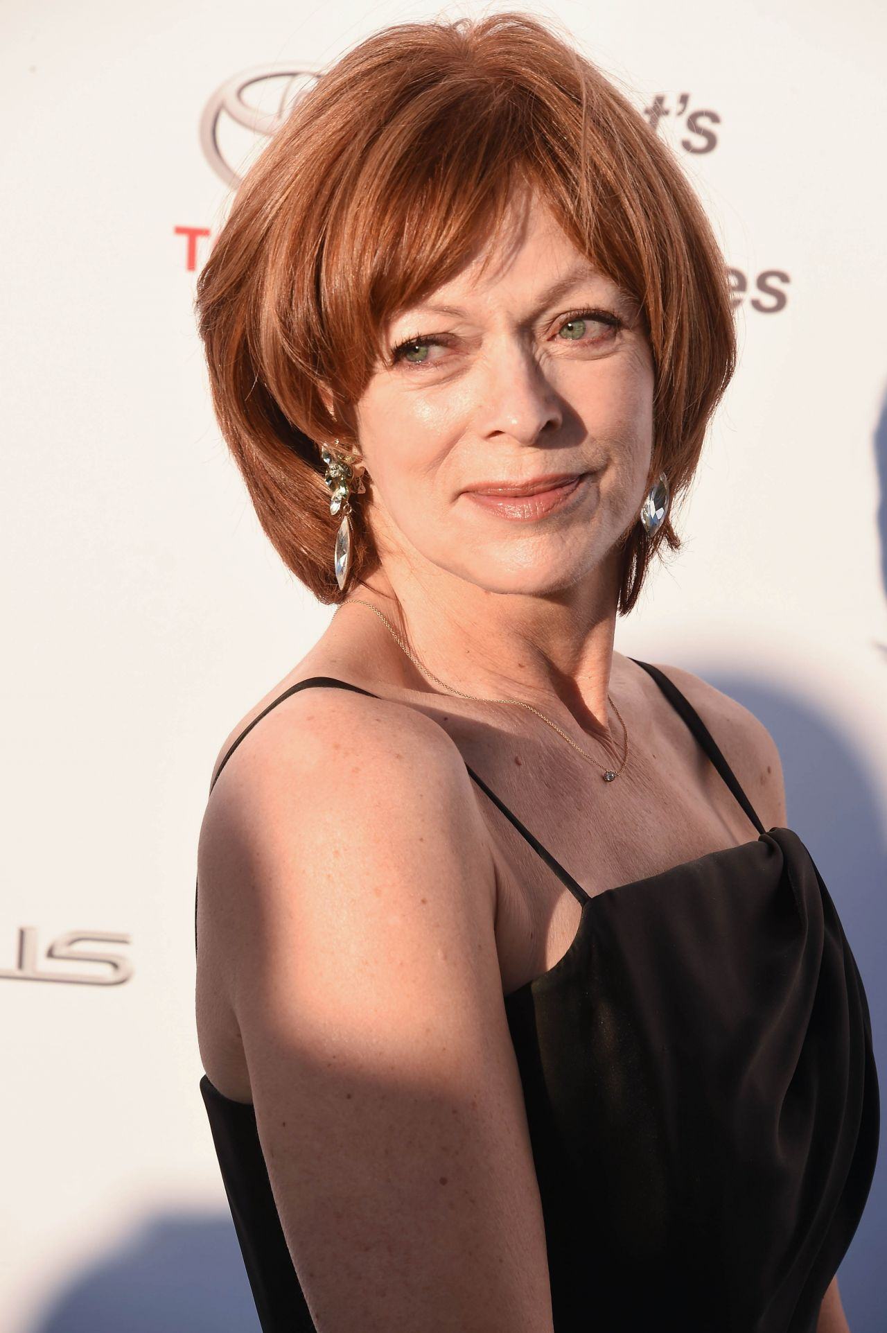 Frances Fisher – EMA Awards 2017 in Los Angeles | GotCeleb
