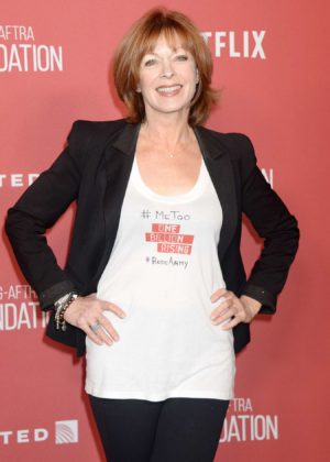 Frances Fisher - SAG-AFTRA Foundation's Patron of the Artists Awards in Beverly Hills