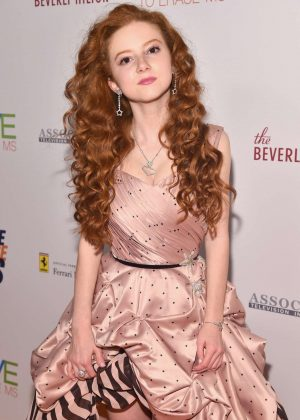Francesca Capaldi - 2018 Race to Erase MS Gala in Los Angeles