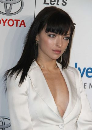 Francesca Eastwood - 26th Annual EMA Awards in Burbank