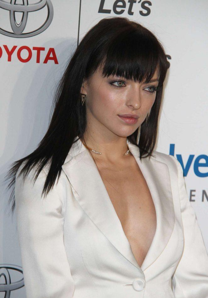 Francesca Eastwood – 26th Annual EMA Awards in Burbank