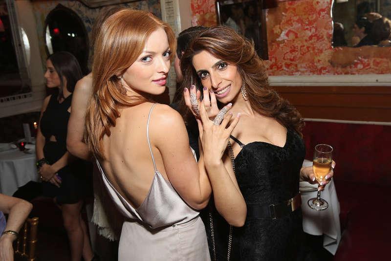Francesca Eastwood 2015 : Francesca Eastwood: Casa Reale Fine Jewelry Launch -01