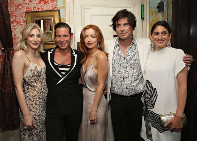 Francesca Eastwood 2015 : Francesca Eastwood: Casa Reale Fine Jewelry Launch -06