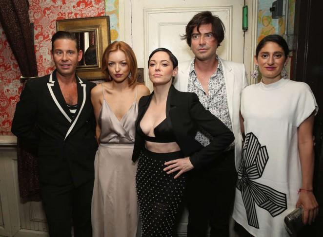 Francesca Eastwood 2015 : Francesca Eastwood: Casa Reale Fine Jewelry Launch -08