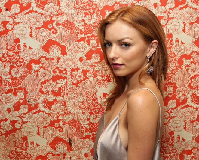 Francesca Eastwood 2015 : Francesca Eastwood: Casa Reale Fine Jewelry Launch -09