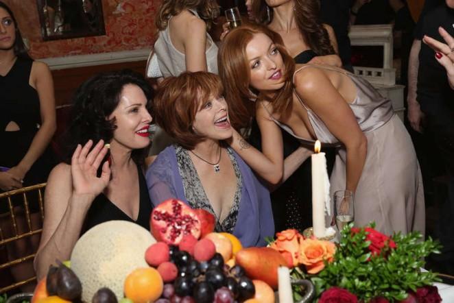 Francesca Eastwood 2015 : Francesca Eastwood: Casa Reale Fine Jewelry Launch -13