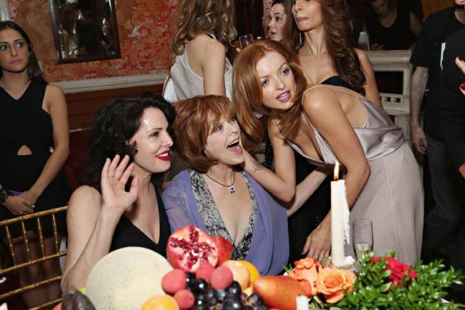 Francesca Eastwood 2015 : Francesca Eastwood: Casa Reale Fine Jewelry Launch -19
