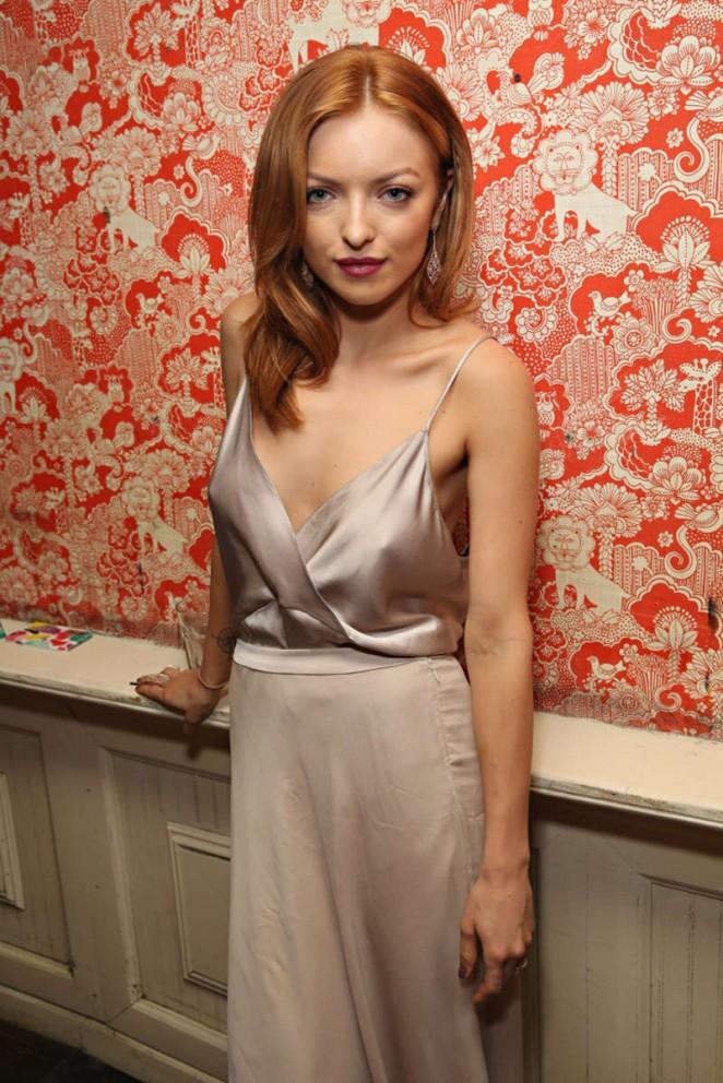 Francesca Eastwood 2015 : Francesca Eastwood: Casa Reale Fine Jewelry Launch -20