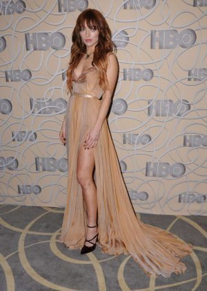 Francesca Eastwood - HBO Golden Globes Party 2017 in Beverly Hills