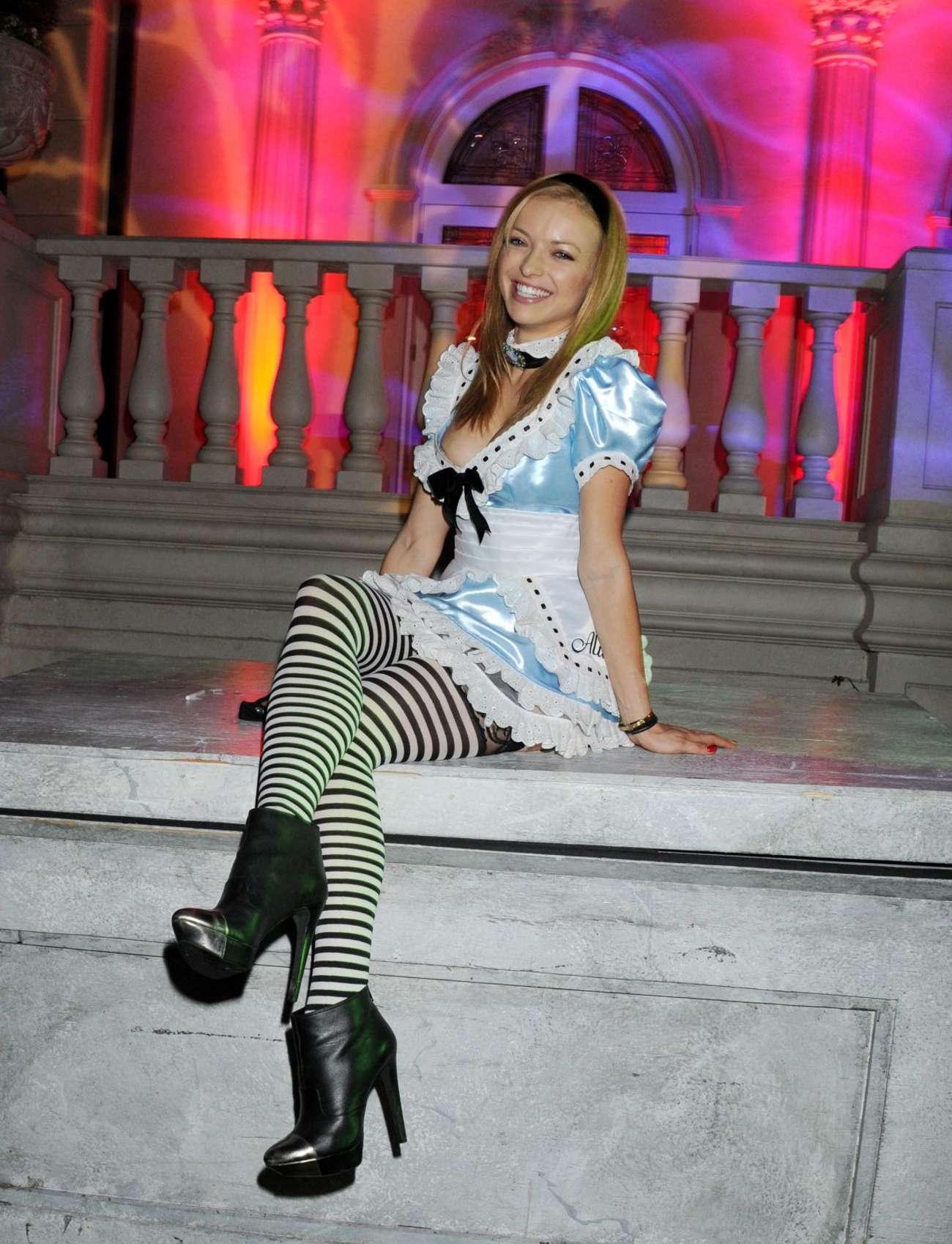 Francesca Eastwood: MAXIM Magazines Official Halloween Party -04 ...