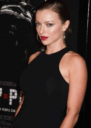 Francesca Eastwood - 'The 15:17 to Paris' Premiere in Burbank