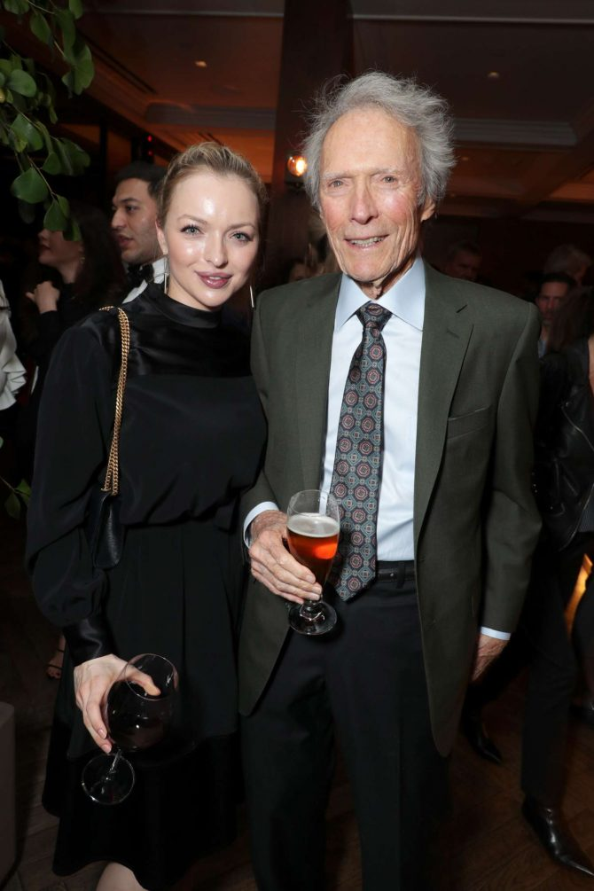 Francesca Eastwood – 'The Mule' Premiere in Los Angeles