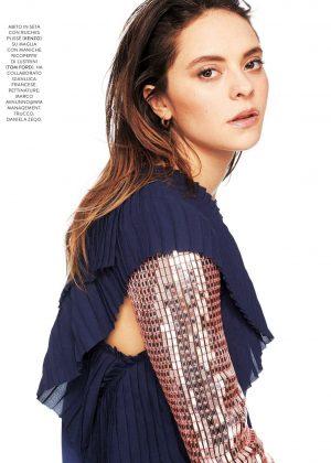 Francesca Michielin - Grazia Italy Magazine (January 2018)