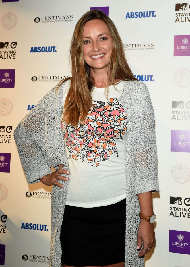 Francesca Newman-Young – MTV Staying Alive x Liberty in London