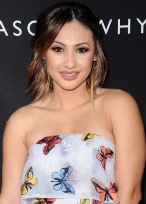 Francia Raisa - '13 Reasons Why' TV Series Premiere in Los Angeles