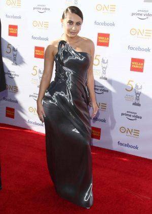 Francia Raisa - 50th Annual NAACP Image Awards in Hollywood