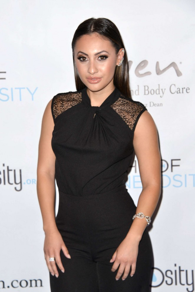 Francia Raisa - 7th Annual Night Of Generosity Gala in Beverly Hills
