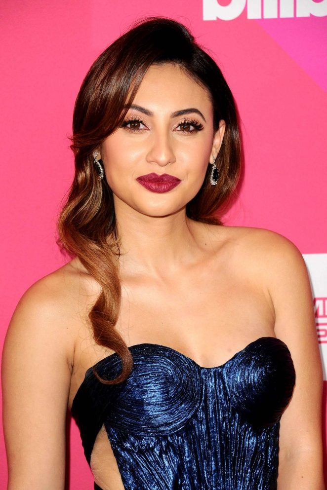 Francia Raisa - Billboard Women in Music 2017 in Los Angeles