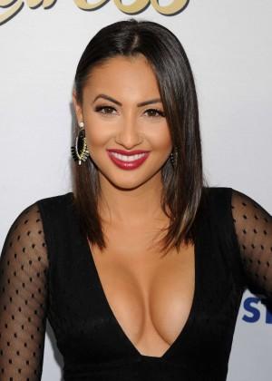 Francia Raisa - Latina Media Ventures Hosts Latina Hot List Party in West Hollywood