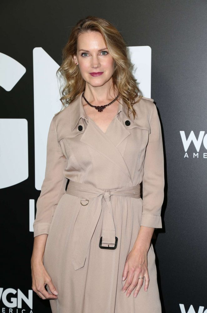 Francie Swift - 'Underground' and 'Outsiders' Premiere Event in Pasadena