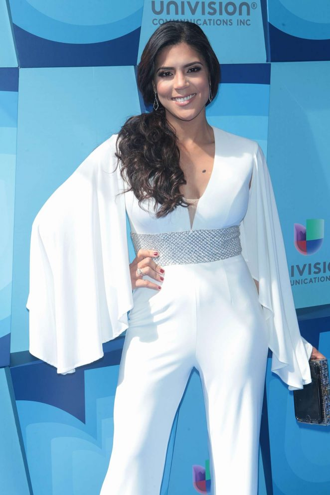 Francisca Lachapel - 2017 Univision Upfront Presentation in New York