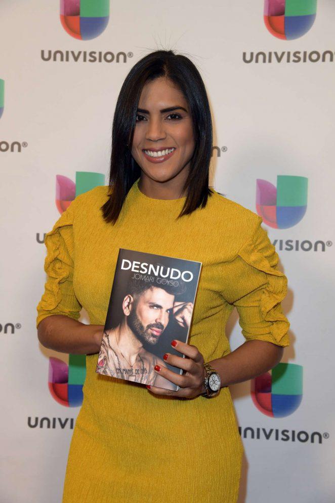 Francisca Lachapel - 'Desnudo by Jomari Goyso' Book Signing in Miami